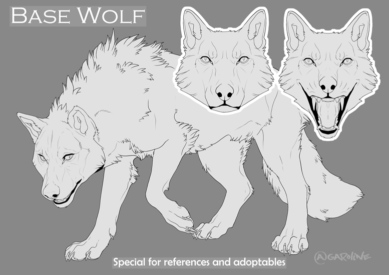 Base Wolf Feral 2019 Garoline Im letting this contest go for 3 weeks, i would give you more time, but that is the max amount of time i can give you, top 3 get a. base wolf feral 2019