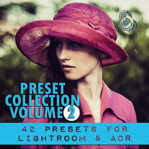 PRESET COLLECTION VOLUME 2 The Crazy Ring Preset - For Lightroom and Camera Raw