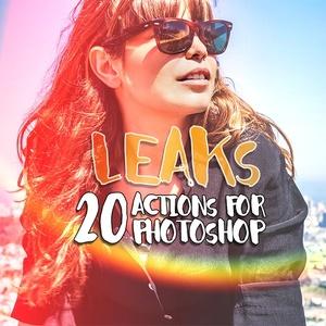 LEAKS - 20 Azioni per Photoshop