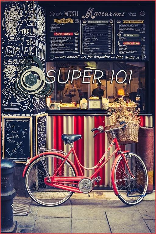 SUPER 101 - The Crazy Ring Preset - Lightroom