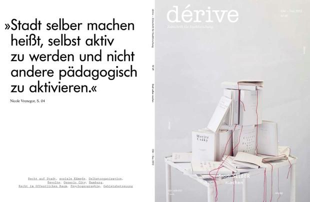 Stadt selber machen / Heft 49 (PDF) (4/2012)