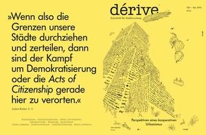 Perspektiven eines kooperativen Urbanismus / Heft 61 (PDF) (4/2015)