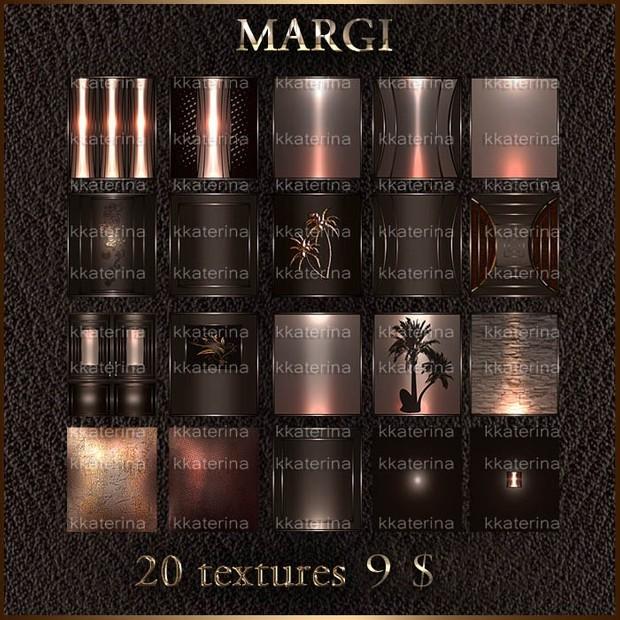 MARGI 20 Textures