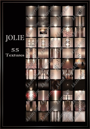 JOLIE~ 55 Textures 256x256