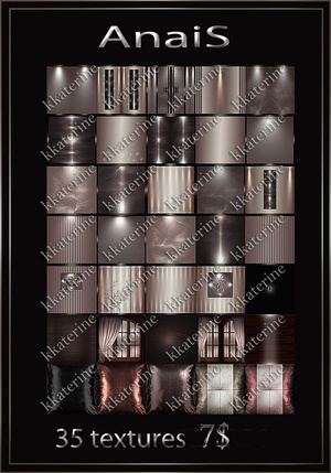 AnaiS 35 textures