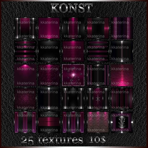 KONST 25 TEXTURES
