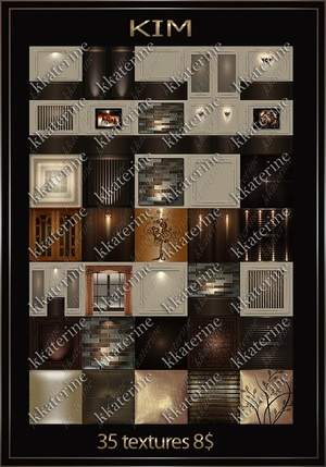 KIM 35 Textures 256x256