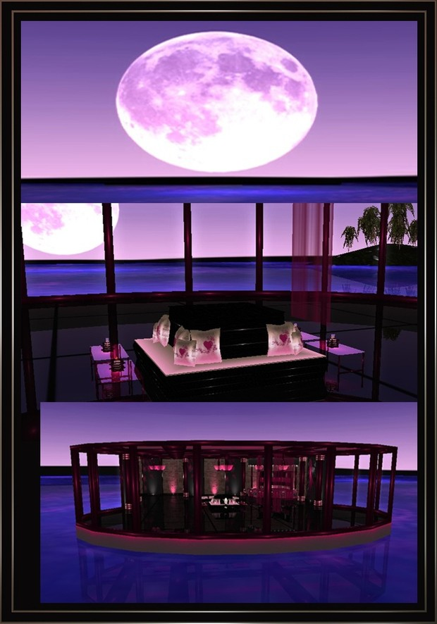 VALENTINE ROMANCE _FURNISHED ROOM WITH TEXTURES