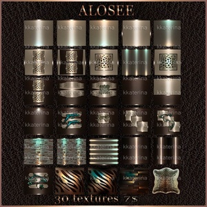 ALOSEE 30 TEXTURES