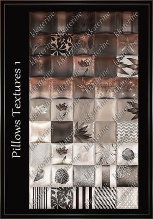 Pillows Textures 1 ~45 Textures