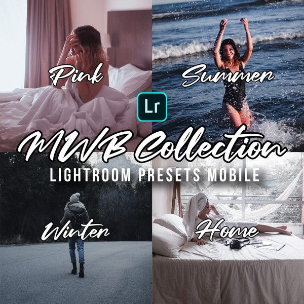 Colección Completa Presets By Mary Wears Boots: Home + Pink + Summer + Winter