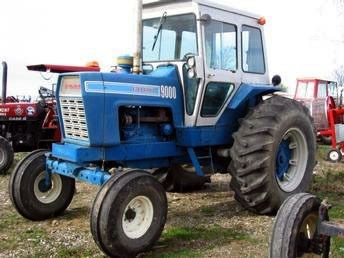 FORD TRACTOR 8000 8600 8700 9000 9600 9700 Shop Workshop Repair Service manual Download
