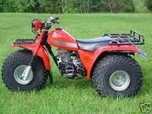 Honda ATC 200E Big Red 1982 1983 ATV Service Repair Manual