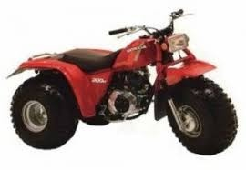 Honda ATC 200m  ATC200M 1984 1985 ATV Service Repair Manual