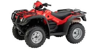 2001 2002 2003 Honda Trx500FA Atv Service Repair Manual