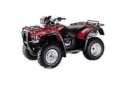 Honda TRX500FE1 TRX500FE2 TRX500FA5 TRX500FA6 TRX500FA7 2004 through 2016 Service Repair Manual