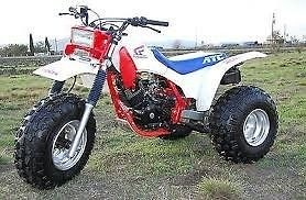 Honda ATC 200X 1986 1987 ATV Service Repair Manual