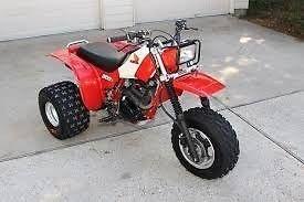 Honda ATC200X ATC 200X 1983 1984 1985 ATV Shop Service Repair Manual