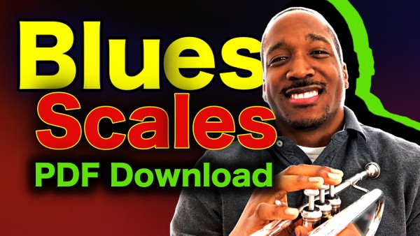 Blues Scales on Trumpet