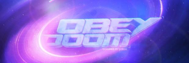 Obey Doom (PSD)