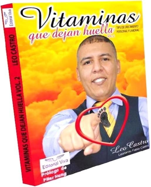 Libro Digital - VITAMINAS QUE DEJAN HUELLA VOL.2
