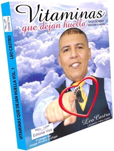 Libro Digital - VITAMINAS QUE DEJAN HUELLA VOL.1