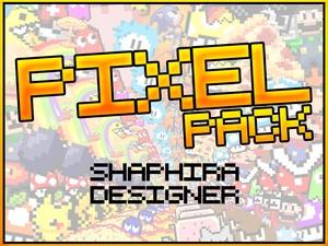 PIXEL PACK|ShaphiRaDesigner