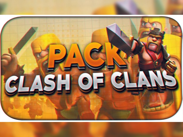 PACK CLASH OF CLANS