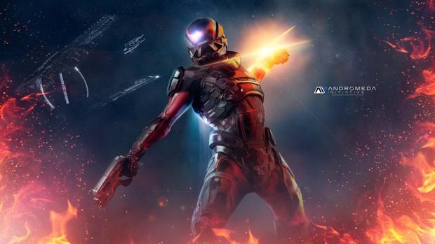 Mass Effect Andromeda Animated HD Wallpaper