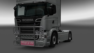 Scania Hypro Bouly Modding