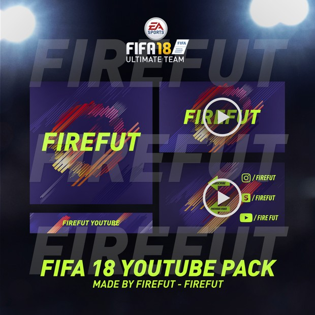 FIFA 18 Youtube pack