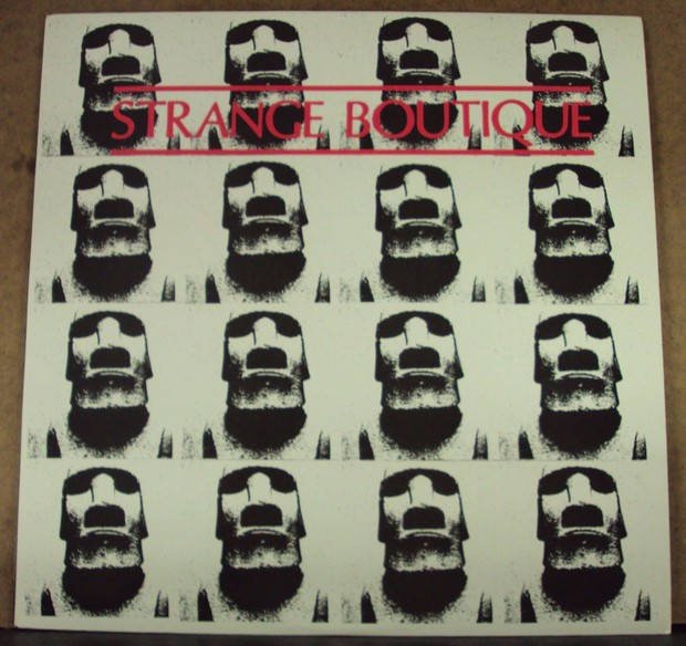 Strange Boutique - Easter Island ep