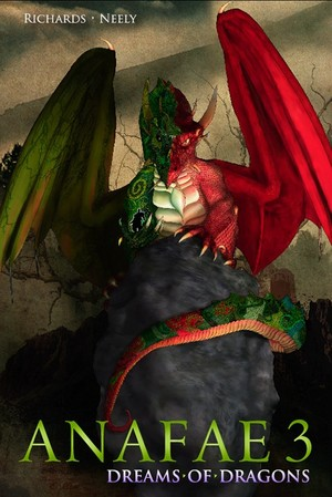 Monica Richards - ANAFAE 3 - Dreams of Dragons
