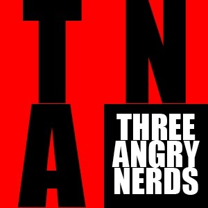 Three Angry Nerds Premium Episode Subscription (3 Month)