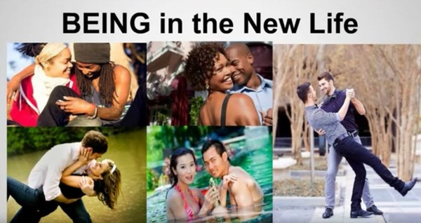TFMwebinar - BEING IN THE NEW LIFE©