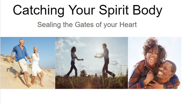 February 2016 — Catching Your Spirit Body©