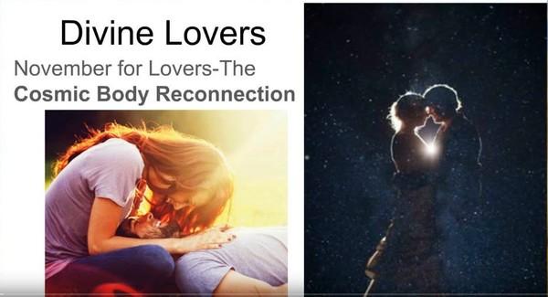 TFMwebinar - November 2015 — Divine Lovers / Cosmic Body Reconnection©