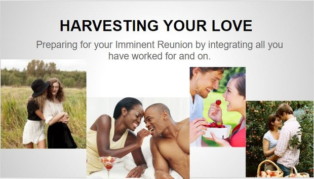 TFMwebinar - July 2015 — Harvesting your Love©