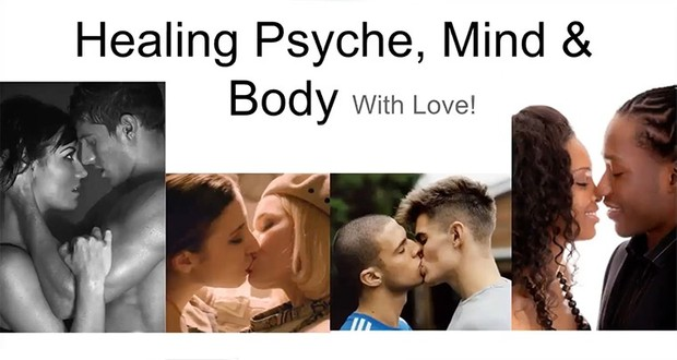 HEALING PSYCHE, MIND BODY for your Union Parts 1 & 2©
