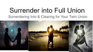 TFMwebinar - January 2016 —Surrender into Full Union©