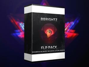BBrightz Triple FLP Pack (Future Bounce, Progressive House & Big Room FLPs)