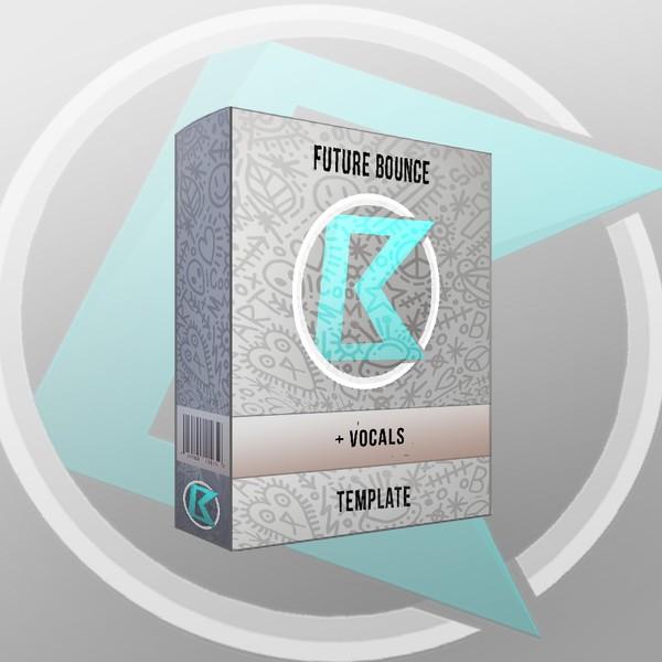 Future Bounce | Template | FLP Project + Vocals | FL Studio 12.5 | Brooks Style