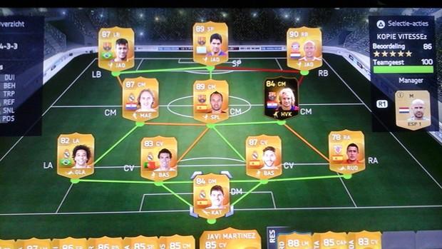 FIFA 15 ACCOUNT WORTH 2MILL
