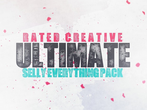 Rated's Ultimate Everything Sellfy Pack