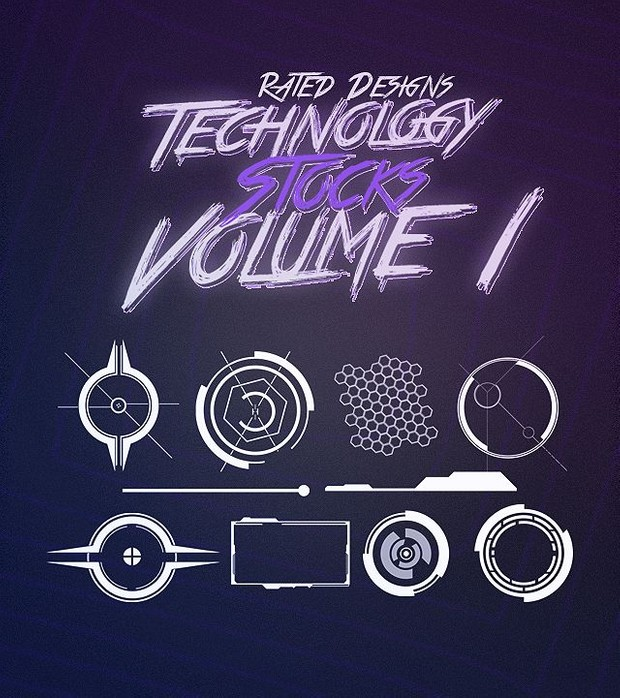 Technology Stocks Volume 1 By Rated