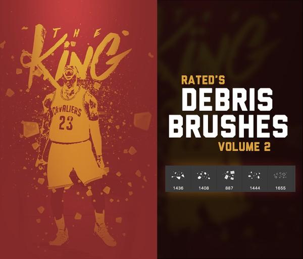 Rated's Debris Brushes 2.0