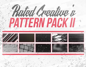 Rated's Pattern Pack 2