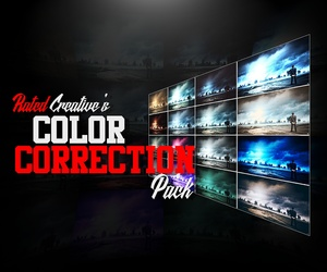 Rated's Color Correction Pack