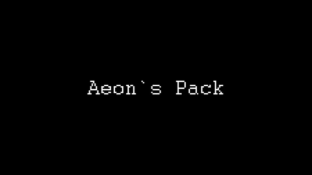 Aeon`s Pack ( .AEP Project File )