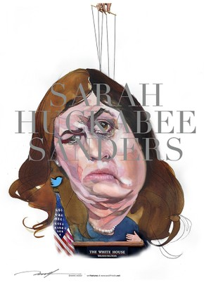 SINGLE DOWNLOAD:    WITN 01  Sarah Huckabee Sanders